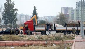 TURKISH ALLEGED ARMS TRUCKS SYRIA