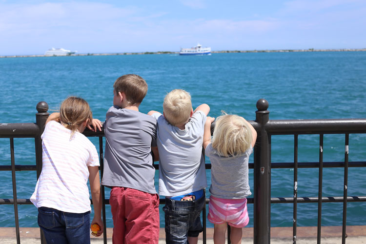 How to spend a day at Navy Pier, chicago