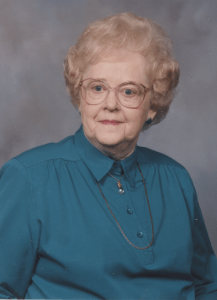 Geraldine Elizabeth Ray Wiram August 12, 1919 - April 14, 2016