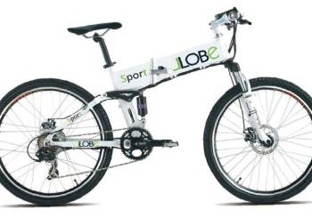 Neue LLobe E-Bike auf einem Blick