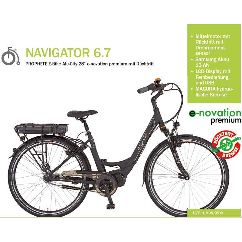 vorstellung prophete navigator 6 7 mit mittelmotor. Black Bedroom Furniture Sets. Home Design Ideas
