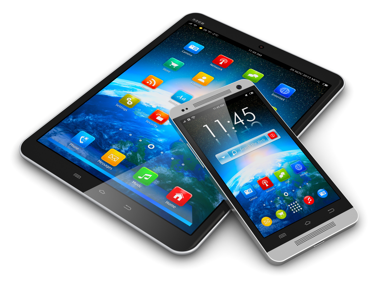 My Phone and Tablet Can Do What? – Technocompe