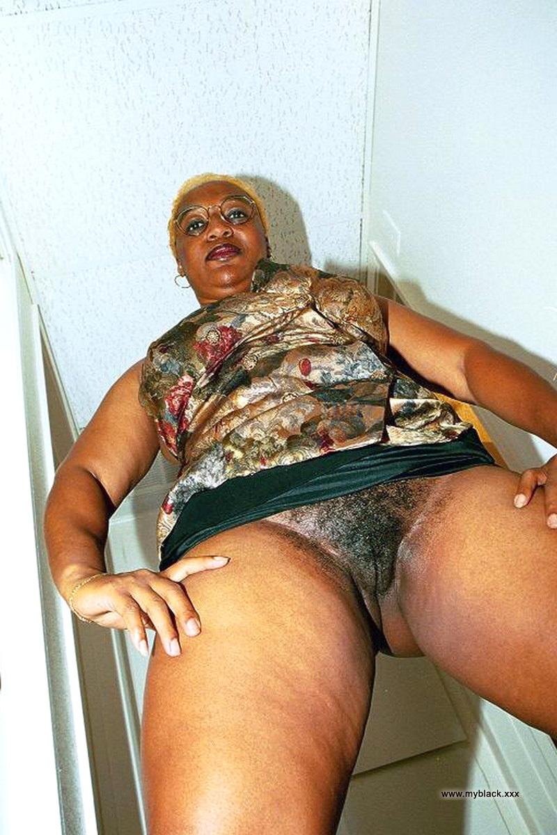 very old black grannies nude