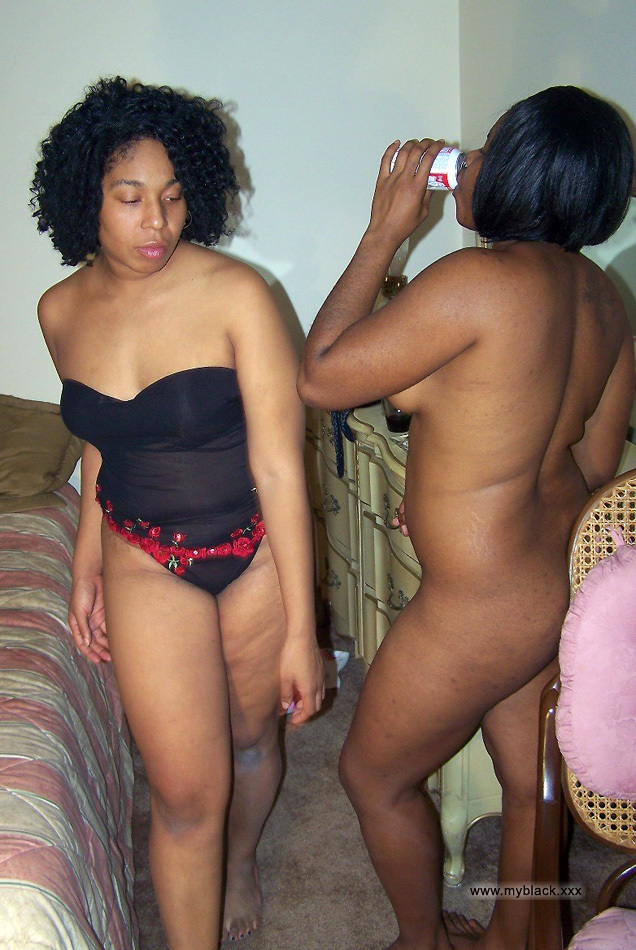 local mother daughter black and nude