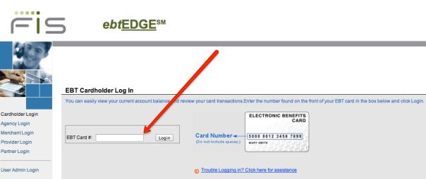 """""""North Carolina EBT Card Balance Check"""""""