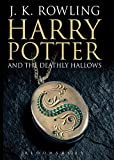 Buchcover HP and the Deathly Hallows