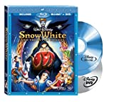Get Snow White And The Seven Dwarfs On Blu-Ray