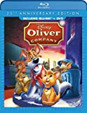 Get Oliver & Company On Blu-Ray