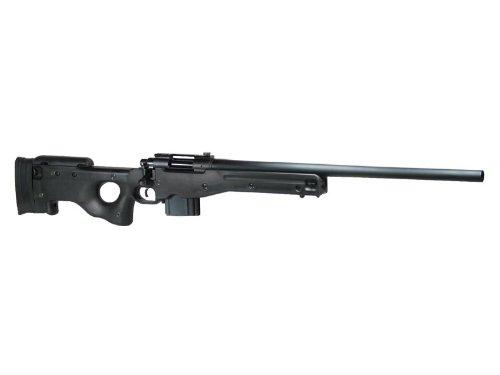 レミントン M700 スナイパーライフル A.I.C.S. ブラックフレーム ボルトアクションガスライフル・ガスガン