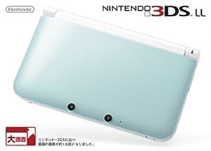 ニンテンドー3DS LL (ミントXホワイト) / 任天堂