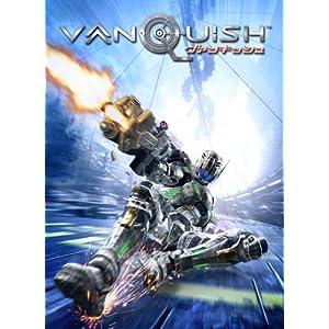 VANQUISH 特典 武器ダウンロードコード付き