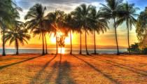 Port Douglas, Queensland. Sunset