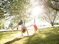 cartwheel-grass