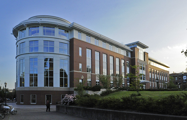 The Valley Library at Oregon State University