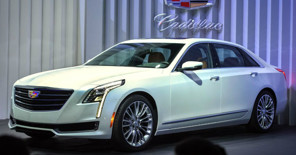 2016 Cadillac CT6 Unveiled