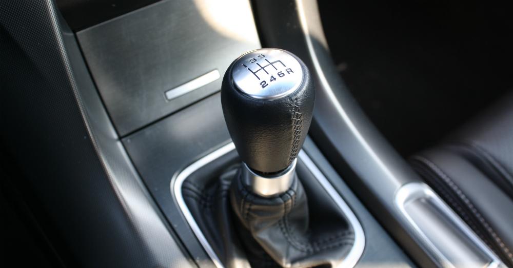 Acura Manual Transmission