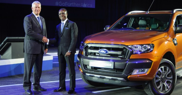 Ford Ranger To Be Assembled In Nigeria