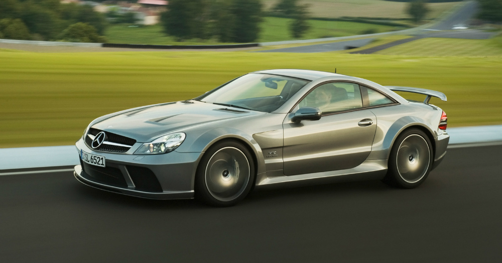 01.12.16 - 2010 Mercedes-Benz SL65 AMG Black Series