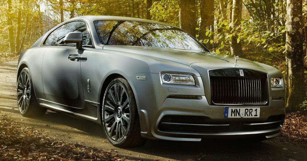 01.12.16 - 2016 Rolls-Royce Wraith