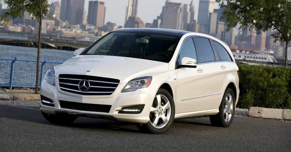 03.19.16 - 2012 Mercedes-Benz R-Class
