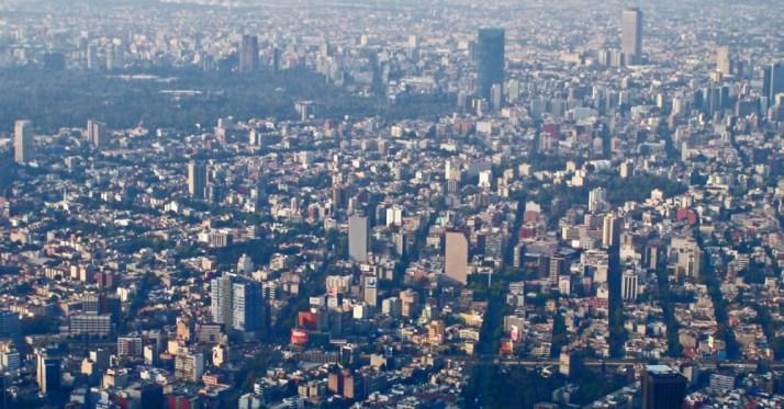 03.27.16 - Mexico City Skyline