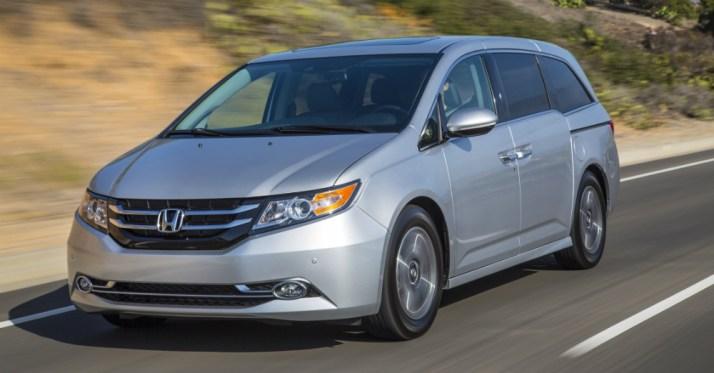 05.01.16 - 2016 Honda Odyssey