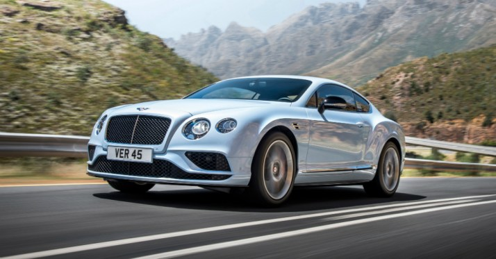 06.02.16 - 2016 Bentley Continental GT