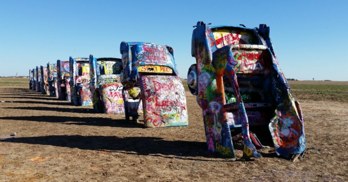 08.22.16 - Cadillac Ranch