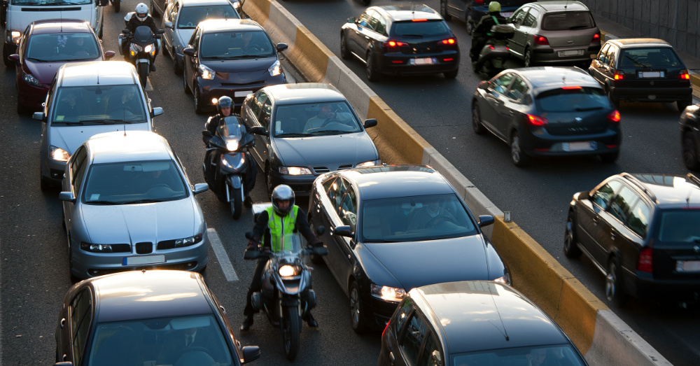 12.12.16 - Lane Splitting