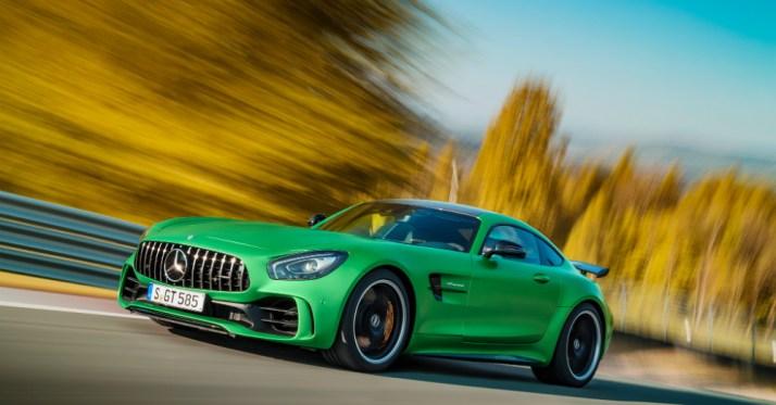 12.28.16 - Mercedes-AMG GT R