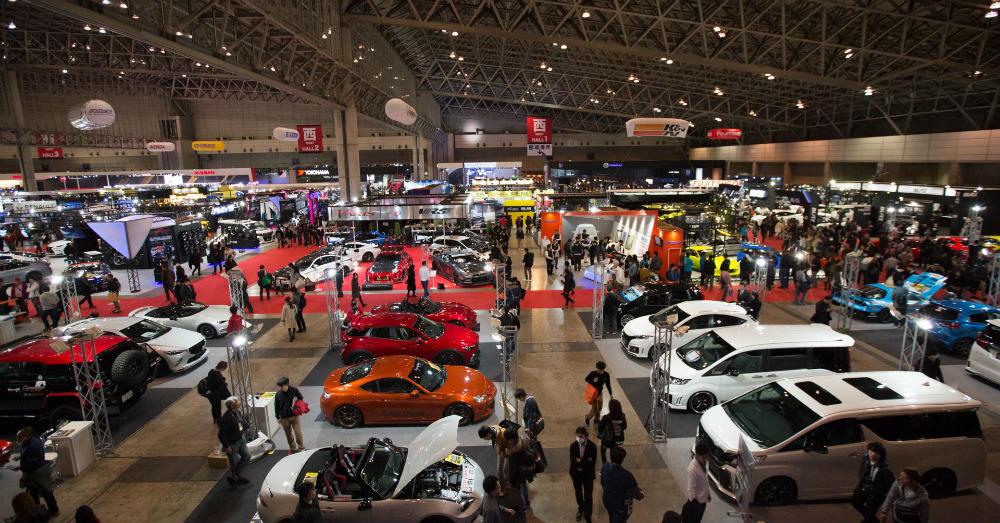 02.13.17 - Tokyo Auto Salon