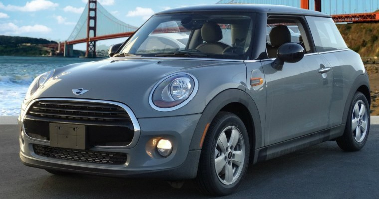 2017 Mini Hardtop 2 Door: Subcompact with an Attitude
