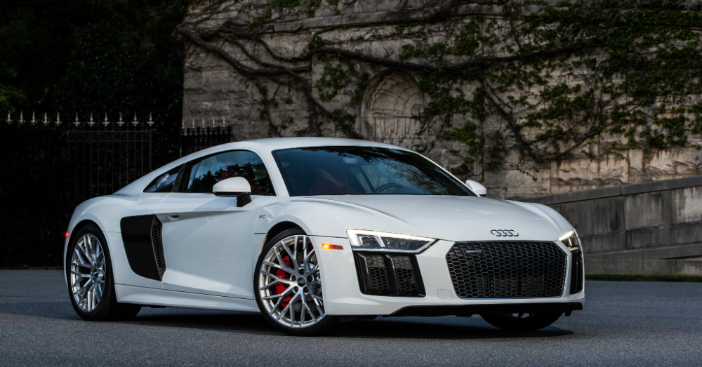 A New R8 is on the Way for Audi