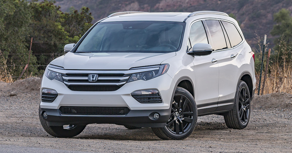 Go For a Drive in the Honda Pilot