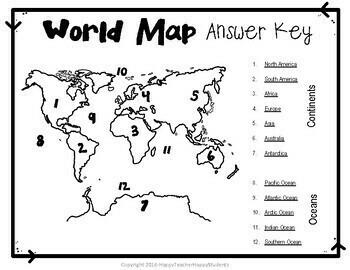 map practice items