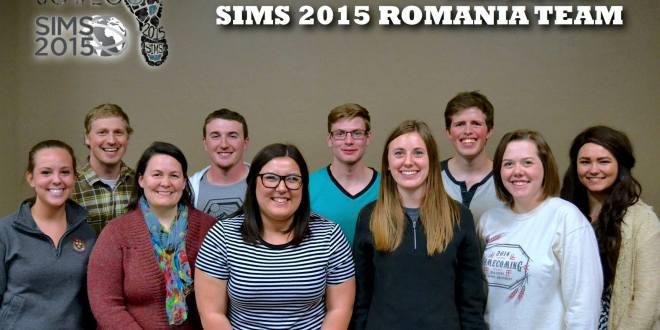 SIMS Romania Team 1