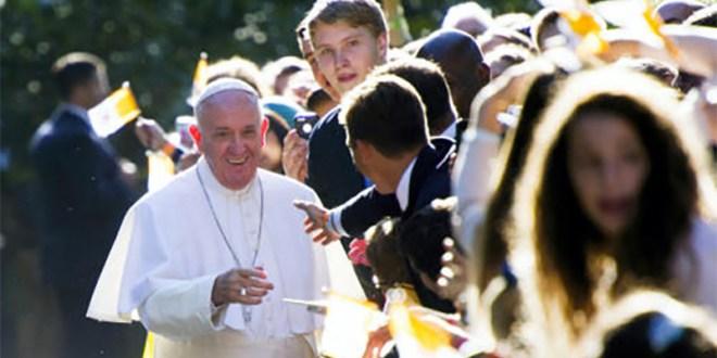 Pope Francis: Sojourner