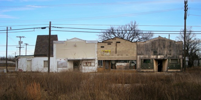 The Ghost Towns of Oklahoma