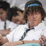 Chris Lilley In Brownface as Jonah From Tonga, Photo used under Fair Use Laws