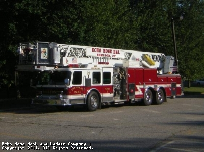Echo Hose Hook & Ladder Co.1 » Tower 7