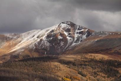 Baldy Cinco Mt., el. 13,383 ft.