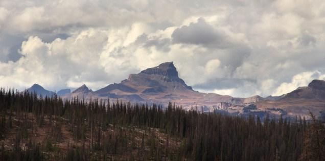 Uncompahgre Peak, el. 14,309 ft.