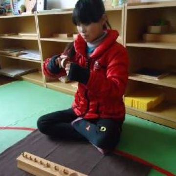 Li-concentrating-on-class-activity