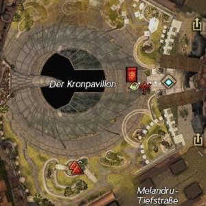Götterfels 1 Festliche Feuerwerkskörper Karte