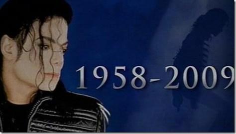 Michael Jackson Memorial Image