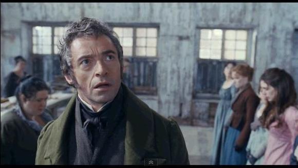 Les Misérables Hugh Jackman