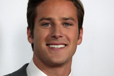 Armie Hammer Press Conference