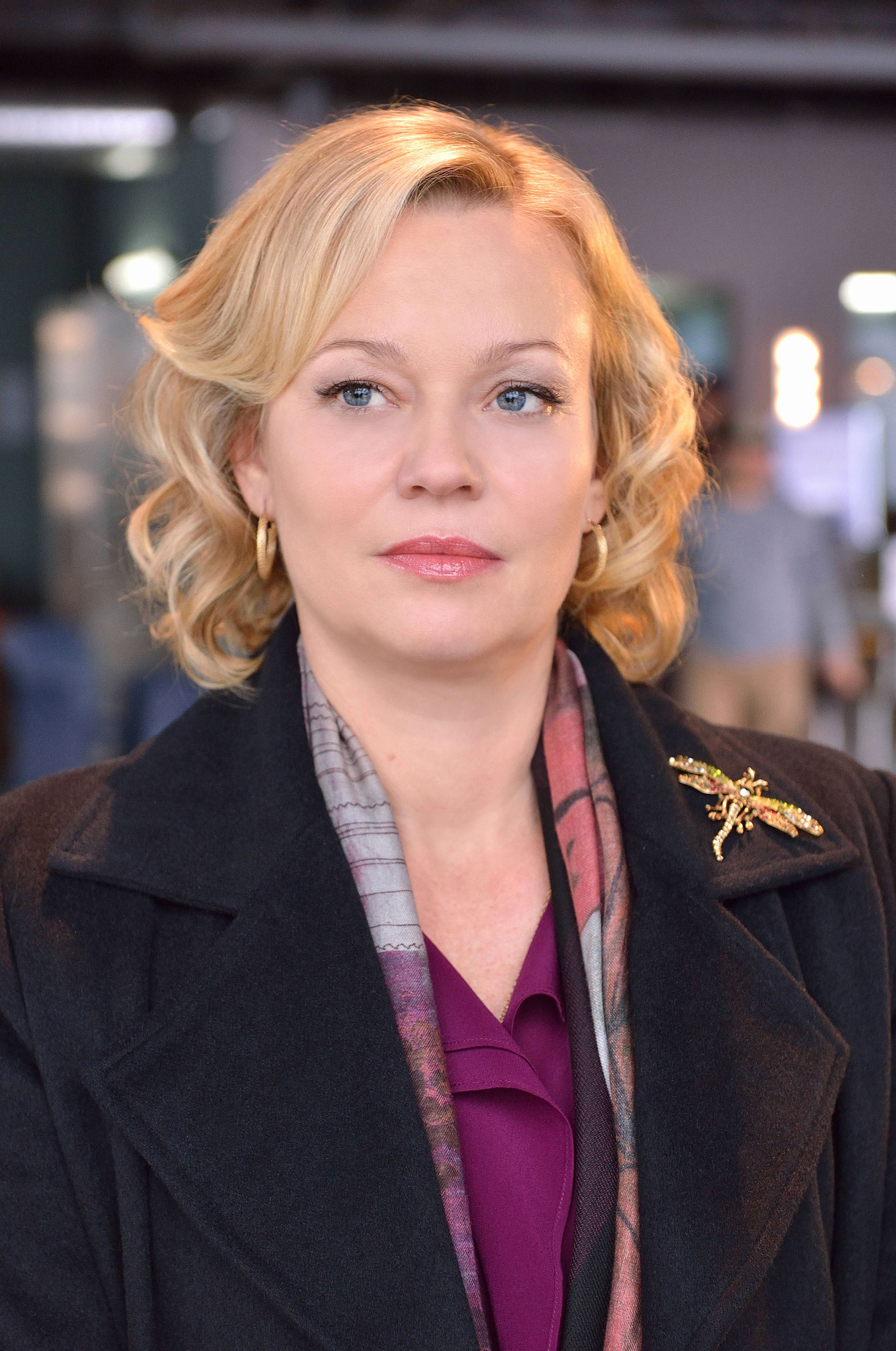 Samantha Mathis Is On A Mission in FX' The Strain ... Samantha Mathis