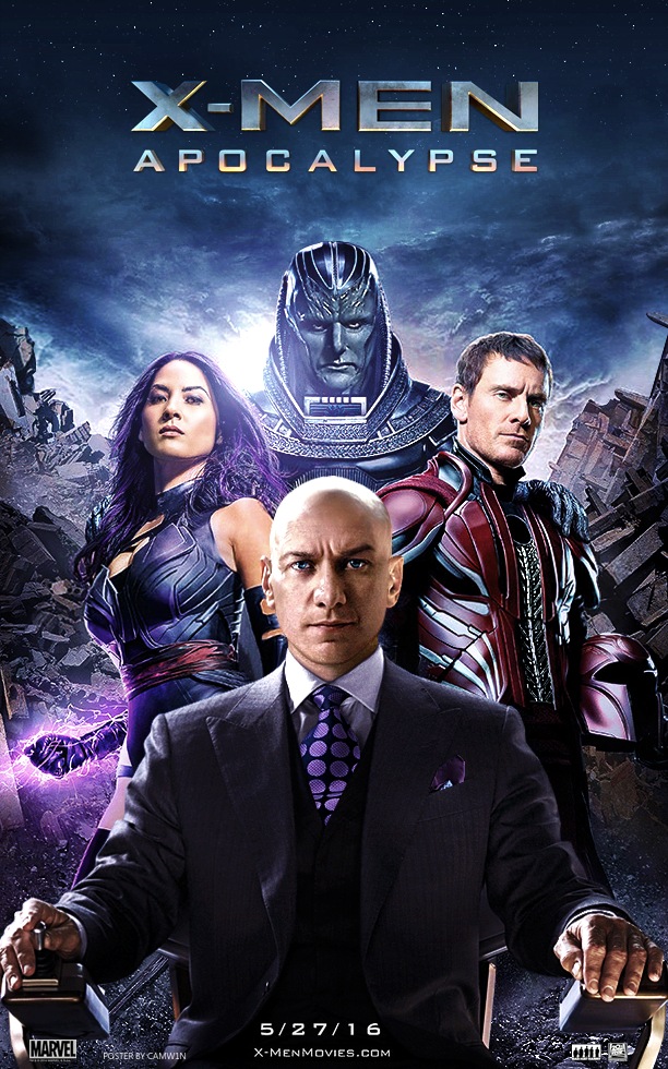 X-Men Apocalypse 2016 Download HDRip