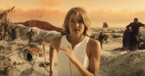 Allegiant - Run, Tris, Run